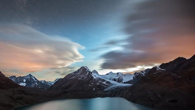 Mountains of Valais