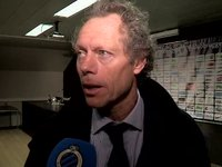 Reactie Michel Preud'homme na Club Brugge - KV Mechelen (7 december 2013)
