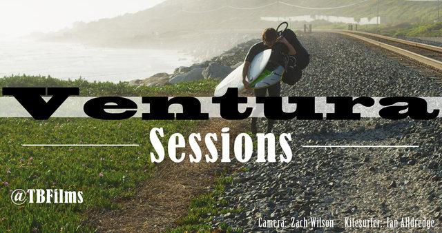 Ventura Sessions - Kitesurfing