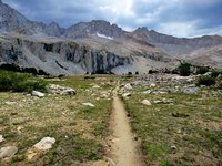 The Pacific Crest Trail (Three Second Thru-Hike)