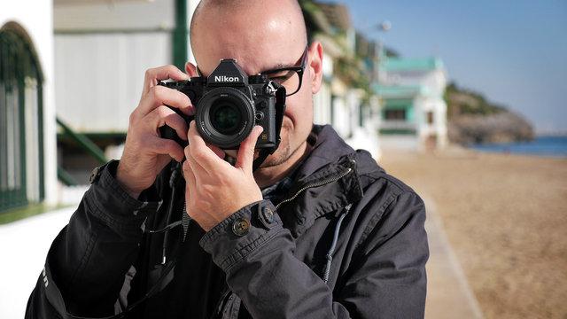 Nikon Df: la réflex más retro