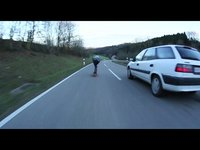 Root Longboards || RawRuns Yannick Gladow Part I