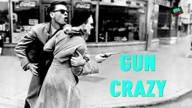 BREVE RENCONTRE PEGGY CUMMINS EDDIE MULLER - GUN CRAZY