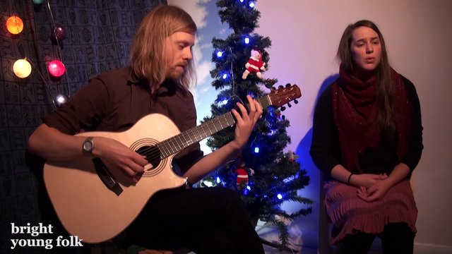 Josienne Clarke & Ben Walker sing In the Bleak Midwinter