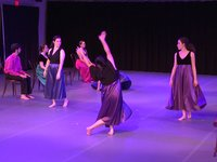 December Dance Concert Lights Up New Edwards Center