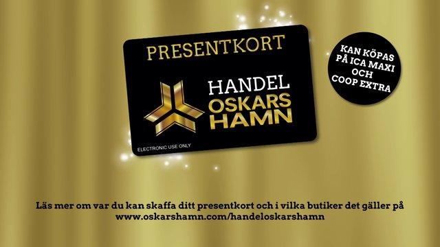 Oskarshamn Handel - Presentkort