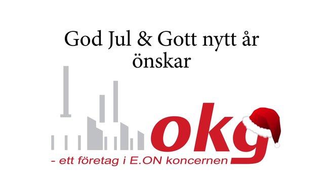 OKG - Julhälsning