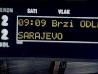 The Harmony - Sledging In Sarajevo