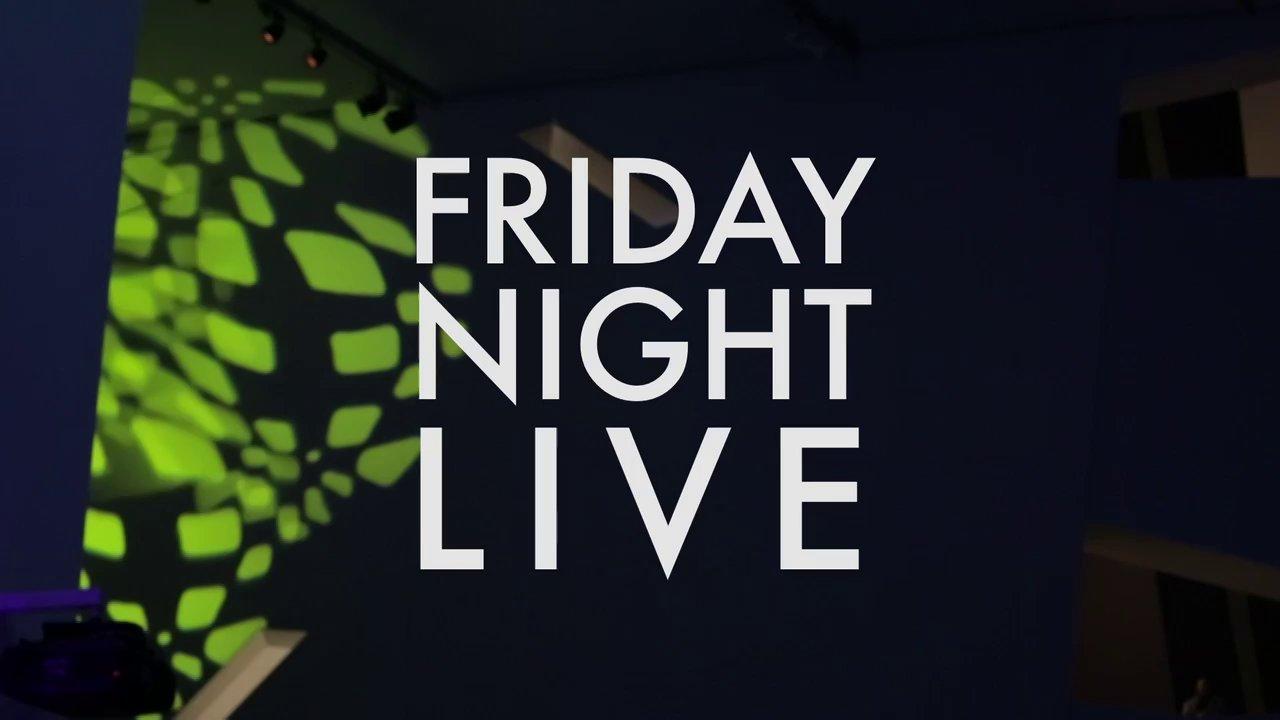 Friday Night At The Natural History Museum