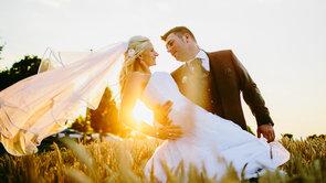 Beispiel: Hochzeitsvideo von Iris und Martin, Video: Markus Schneeberger.