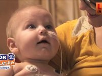 Huffman's Baby Gets a Heart