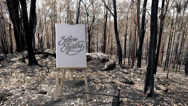 GPY&R designs 'empathy' campaign for Red Cross bush fire support video