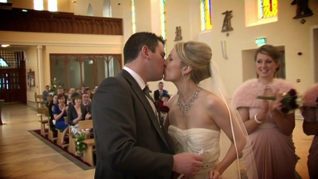 Kendra & Colin's Wedding Video Highlights