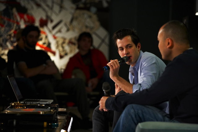 Lecture: Mark Ronson (London 2010)