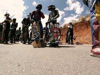 Desafio los Andes - Valle del Downhill - Tarma 2013