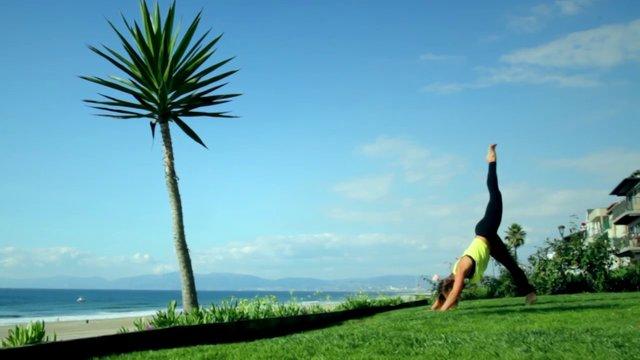 Yoga Profile: Anne Spinner (Los Angeles, California)