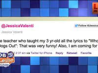 Best Tweets by Parents