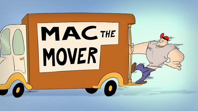 Mac The Mover