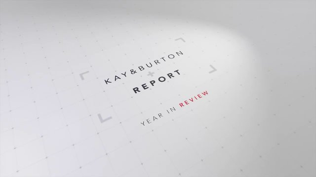 Kay & Burton Report - Episode 12, 2013 - Main Story