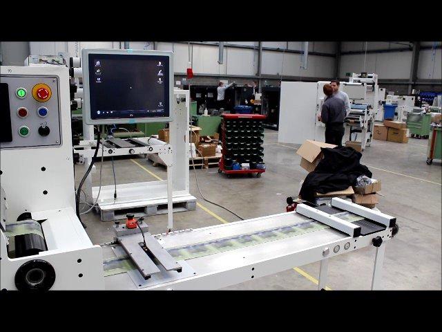OMEGA Ti200- RFID EAS INSERTION MACHINE