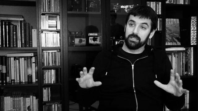 Entrevista: Jordi Borràs