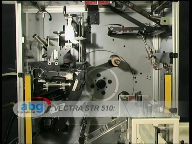 VECTRA STR with FLEYEVISION 100% INSPECTION