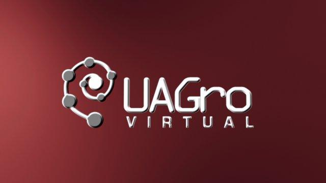 UAGro Virtual Logo Ident (Experimental) on Vimeo