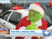 A Grinch, A Onion or a Ticket