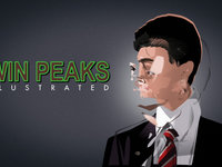 Twin Peaks Illustrated