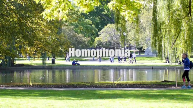 HOMOPHONIA: A Comic Take On Gay Marriage Rights