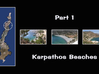 Karpathos Beaches part 1