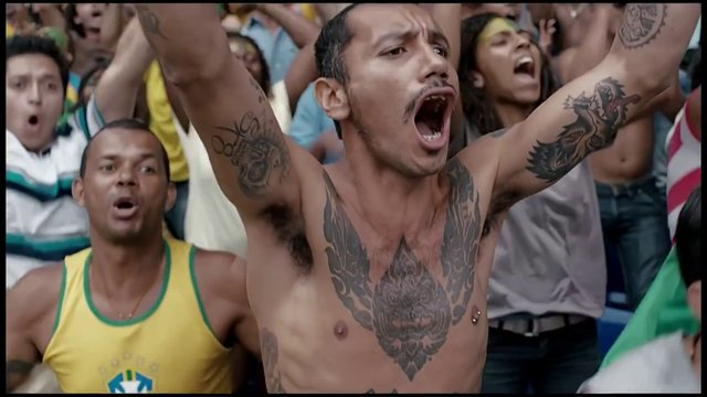 Nike Dare to be Brasilian, Director: Daniel Kleinman