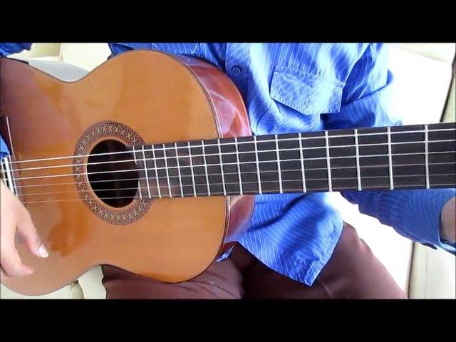 Kunci Gitar C Mayor - Belajar Gitar Untuk Pemula on Vimeo