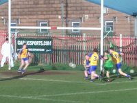 Goals for Carrickmacross v Silverbridge