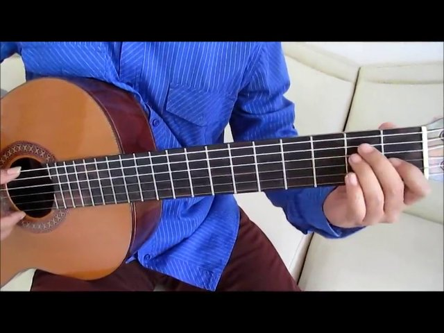 Kunci Gitar E Mayor ( E Major ) - Belajar Gitar Untuk ...