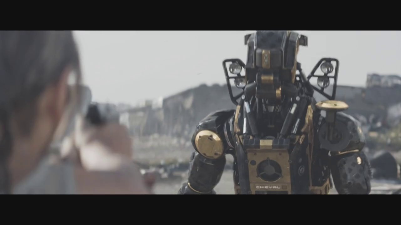 Elysium Compositing Reel