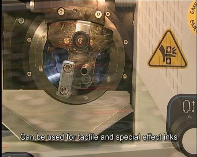 DIGICON SERIES 2 with SEMI ROTARY SILK SCREEN OPTION