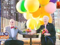 Wedding photos for 61st Anniversary