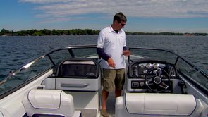 Boating Magazine -  2014 Formula 270 BR Test