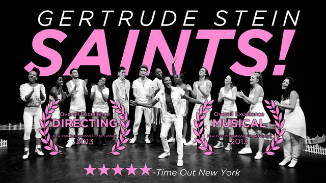 Gertrude Stein SAINTS! Trailer