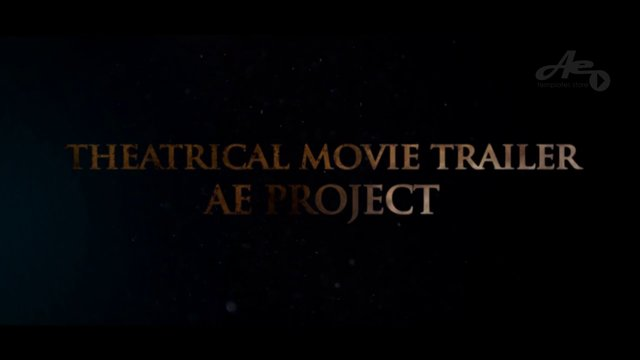 The Eclipse - Movie Trailer - After Effects Project ...