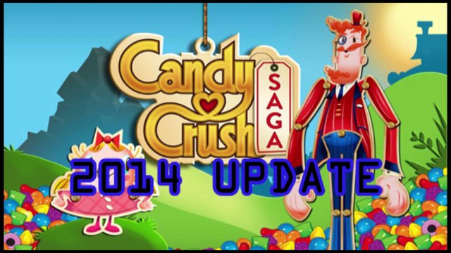 Candy Crush Saga - FREE GOLD BAR APP - 2014 Update!