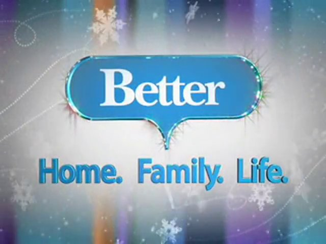 Better Holiday Image Promo