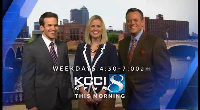 KCCI 8 News Mornings