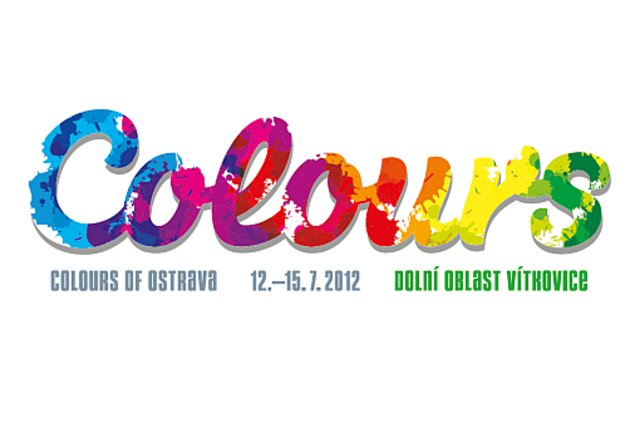 Colours of Ostrava 2012 (event video)