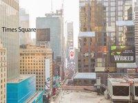 Espectacular video que capta la locura de una nochevieja en pleno Times Square de Nueva York