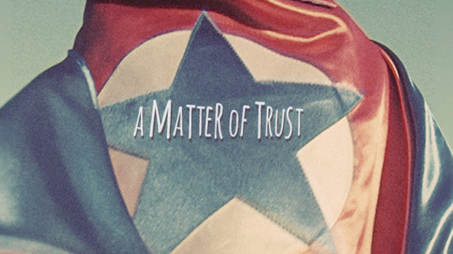A Matter of Trust: A Different Spirit | Miles McPherson