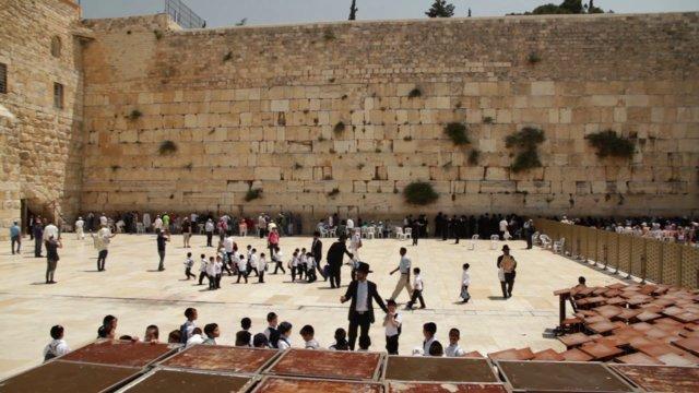 371. Israël 3 - Le Mur des lamentations