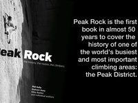 'Peak Rock' book launch at The Climbing Works featuring: Ron Fawcett, Jerry Moffatt, John Allen and Pete Whittaker