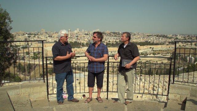 372. Israël 4 - Le mont des Oliviers